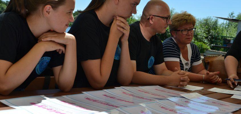 Działalność wolontariacka w placówkach oświatowych
