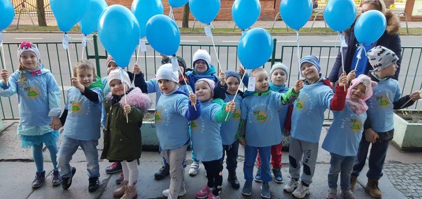 Jak pomagają przedszkolaki czyli wolontariat już w przedszkolu